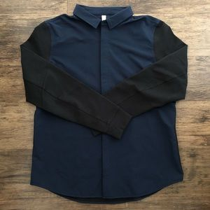 Lululemon Athletica Men's Jacket Button Pullover